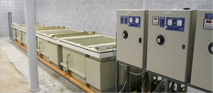 electropolishing machine